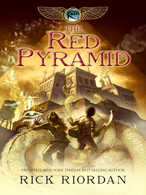 Title details for The Red Pyramid by Rick Riordan - Available